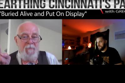 Unearthing Cincinnati's Past with Greg Hand